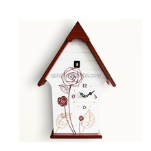 KAIROS electronic cuckoo wooden table clock KC216