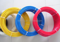 4mm CLEAR PVC FLEXIBLE TUBING PLASTIC HOSE TUBE SCREEN WASHER PIPE WATER 5 MTRS