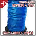 hyropes rr0119 cor azul arpão de pesca corda gelo lança linhas de pesca