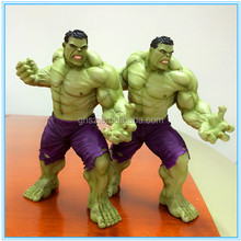 Hot toys 1/6 scale marvel the avengers superhero life size hulk statue