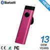 Fashion Color Super Mini Bluetooth Earphones & Headphones (BH023RT)