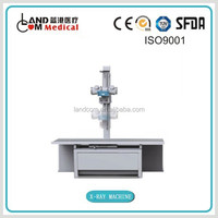 (Manufacturer): High Frequency Radiographic X-Ray Machine with CPI Canada Generator and TOSHIBA Tube-CCC Approved.