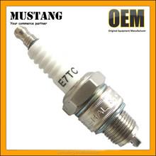 QJ100 Engine Spark Plug, E7RTC Spark Plug for QianJiang 100 ,0.7mm Gap Spark Plug