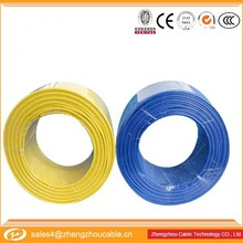 high quality copper conductor pvc Insulation 100m/roll bv 1.5mm2 power cable, cheap things to sell