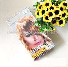 HOT sell permanent henna speedy hair color creamsubaru hair color cream hair dye
