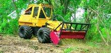Bull Hog BH74 H Forestry Mulcher