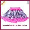 Wholesale latest design girls cheap tutu skirt