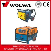 hot sale gas powered HNYD12 hydraulic power units with factory price
