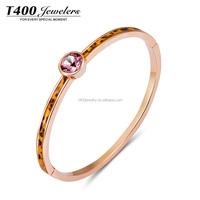 T400 Custome Design 2015 Gold Bangle Slave Bangle Jewelry