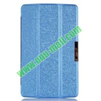 High quality Fashion Style Leather Flip Case for LG G Pad 7.0 V400