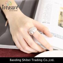 Rhinestone Snap Button Gold Jewelry AR00043