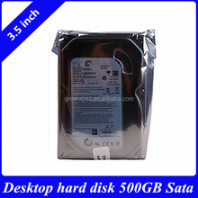 3.5 inch Internal SATA HDD 500GB SATA3 Desktop Hard Disk Drive brands