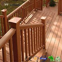 ECO-friendly outdoor wood terrace design