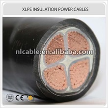 Mining tunnels power cable