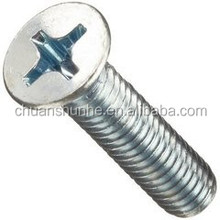 OEM Manufacture stainless steel Machine Screw