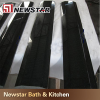 Design Natural Black Granite Door Threshold