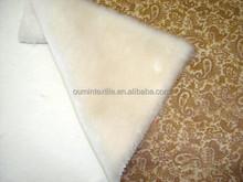 Factory dircet cheap suede faux fur for winter coat
