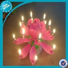 indoor firework birthday candle