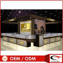 High glossy jewellery shop furniture mall jewelry stores
