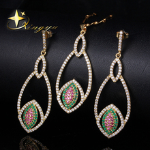 Fashion jewelry wholesale,copper jewelry sets, Hot new product for 2015 XYS100137