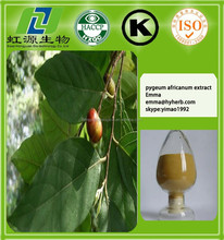 high quality standardized 2.5% phytosterols pygeum africanum extract