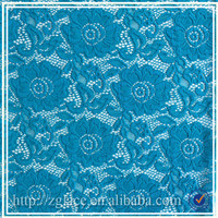 Heavy lace fabric for women dress