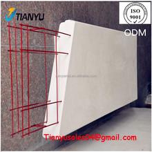 Factory made australian hebel standard aac panel, external cladding wall for wood frame