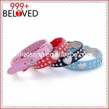 Comfortable and Soft Neoprene Padding Buckle Dog Collar dog collar making supplies