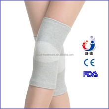 As seen on tv protective compression leg sleeve for sport compression knee sleeve bamboo charcoal knee brace