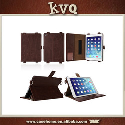 business shoulder bag for ipad pro Genuine leather case with strap for ipad 2/3/4/5/6 case for ipad