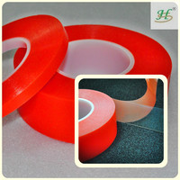 10mm X 50M Double Sided Super Clear Polyester Film Tapes