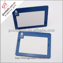 Popular Made in China High quality stand back photo frame