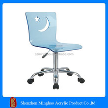 2015 New Products Blue Acylic Chair