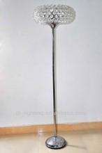 JTL-FL2660 Modern Wrought Iron Floor Lamp glass chandelier floor lamp