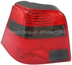 Volkswagen Golf Tail Lamp Black Color 1999-2005Taillight GL/GLS/GTI/R32/TDI/VR6