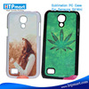 2D pc blank sublimation phone case power bank case for samsung galaxy s4 mini i9190