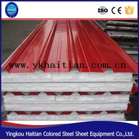 Building Material Eps Sandwich Panel For Container House