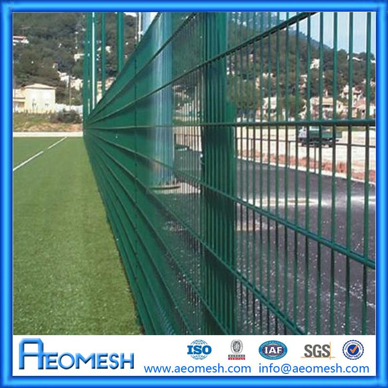 Hot Sale 3D Model Steel Fence Posts Powder Coated Wire
