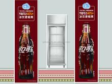 Non-toxic waterproof decorative refrigerator door sticker