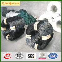 PVC Coated Galvanized Iron Wire in China/Anping export to Poland ,UAE market