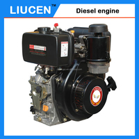 4hp 5hp KM170FB diesel motor