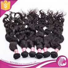 Export Quality 100% Full Cuticle Direct Factory Hair Extension 613 Blend