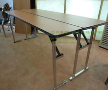 Training Tables with Stainless Steel Folding Frame of QZ6029