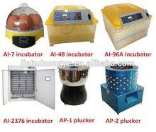 Profesional 48 mini huevos de incubadora de huevos de codorniz