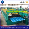 Corrugating Iron Cold Galvanizing Aluminium Roofing Sheet Making Machine