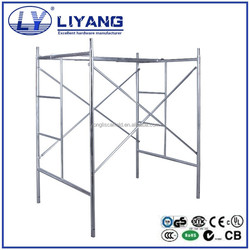 Galvanized Scaffolding Shoring Frame Systems