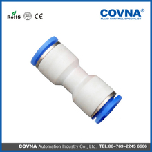 plastic quick connect pneumatic fittings duplex fitting