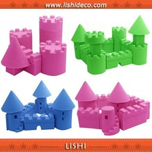 2015 Popular Certified Mini Sand Castle Molds Toy