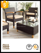 2015 New design rattan furniture outdoor furniture Miami wholesale AWRF5164A