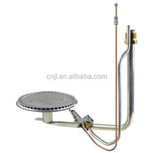 gas Burner with Pilot Thermocouplin ideal for catering Trailer etc